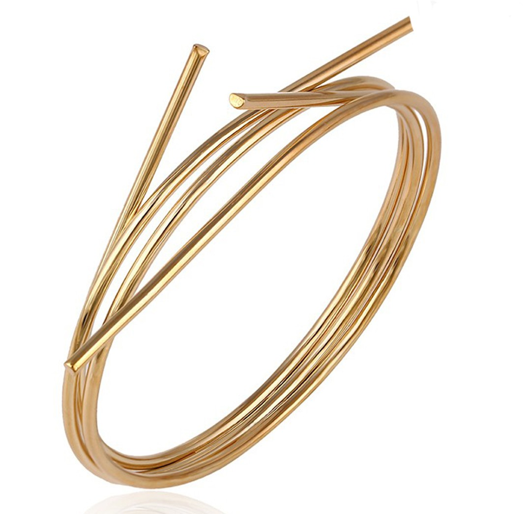 Bracelete Essence -Banho Ouro 18k