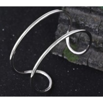 Bracelete Wonder-Banho Ródio Branco